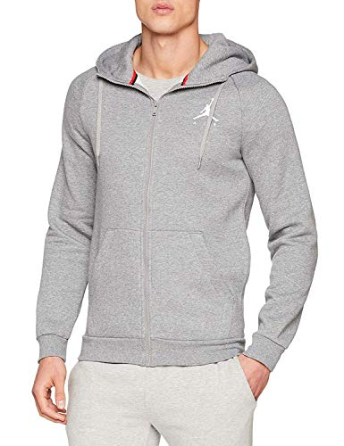 Jordan Jumpman Air Men's Fleece Full-Zip Hoodie ()