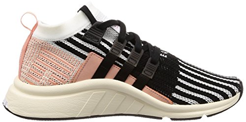 Mid Adidas 1 White Black EQT Support Size 3 Adv 41 Pk Pink Shoes qwtwA