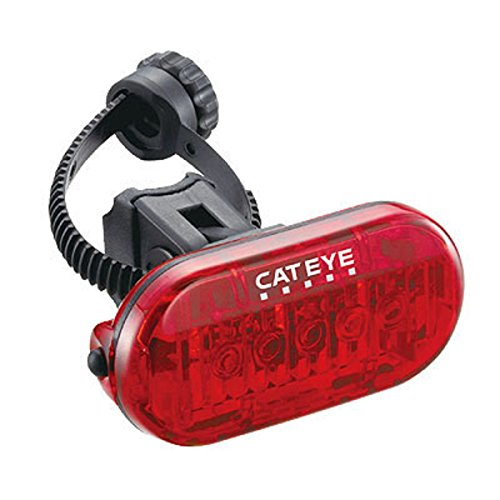 Cateye 5 Led Rear Light