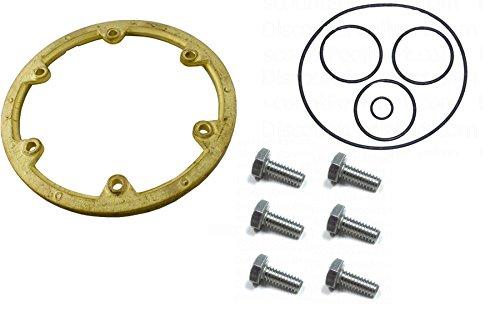 Rotor O-ring (Pentair 070731Z Compression Ring w/ Rotor O-Ring Kit V20-319 and 6 Bolt V20-323)