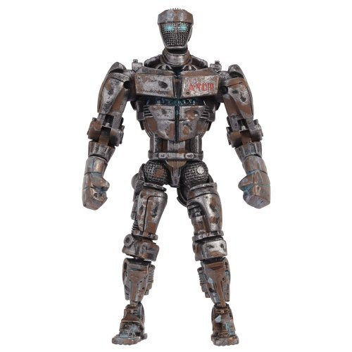 Real Steel Figure Wave 2 Atom V2 by Jakks Pacific