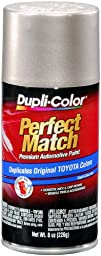 Dupli-Color (BTY1581-6 PK) Almond Beige Pearl Toyota Exact-Match Automotive Paint - 8 oz. Aerosol, (Case of 6)