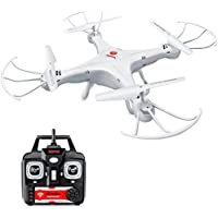 DoDoeleph Syma X5A-1 Explorers 2.4Ghz 4CH 6-Axis Gyro RC Quadcopter Toys Drone RTF Without Camera