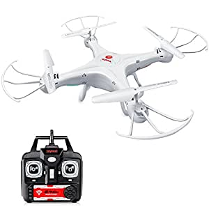 DoDoeleph Syma X5A-1 RC Headless Quadcopter Toys RTF 2.4Ghz 6-Axis Gyro Drone Without Camera Includes Bonus Battery