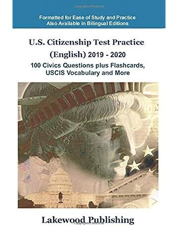 Citizenship Test Preparation Books