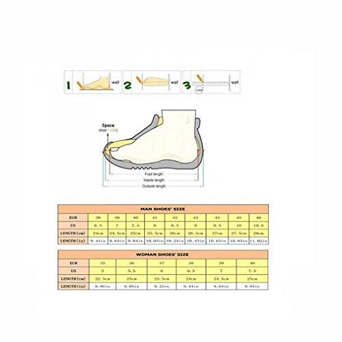 Linie Größe Damen Turnschuhe 39 Einzelne Sportschuhe Atmungsaktive Füße Liebhaber Set Farbe B Stricken Schuhe Neue Schuhe YaXuan Ein Fliegende Leichte Sommer Lässige qfSRYY