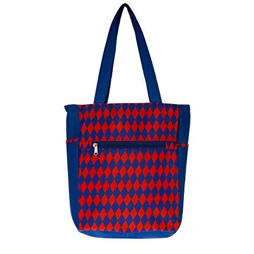 Waanii Women #39;s Tote Bag  Multi Coloured  WNI617