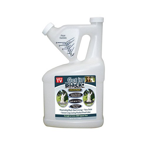 Science Solutions llc gibc32 32 OZ, Get It Black, Concentrate, Mulch Colorant