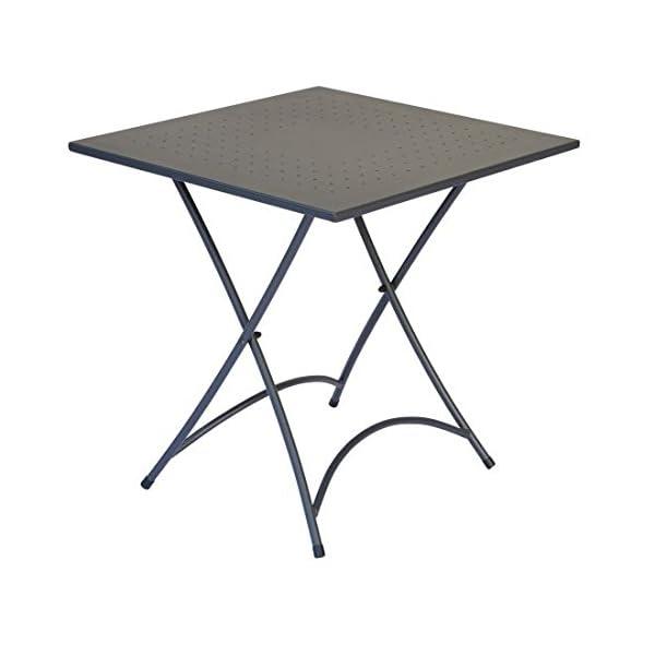 Tavolo Giardino in ferro Orta 1 spesavip