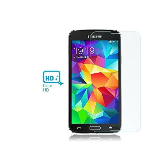 Smart Shield® – Protector de pantalla de cristal templado para Samsung Galaxy, cobertura PRO 9H, dura y fácil instalación sin burbujas [garantía de por ...