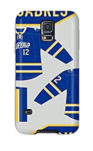 Durable Protector Case Cover With Buffalo Sabres (5) Hot Design For Galaxy S5
