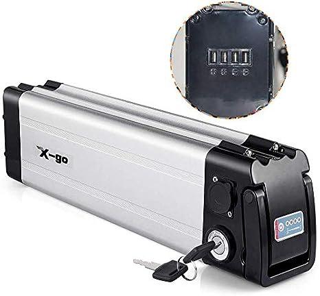 X-go Bateria Bicicleta Electrica 36V Bateria Litio 36V 10AH ...