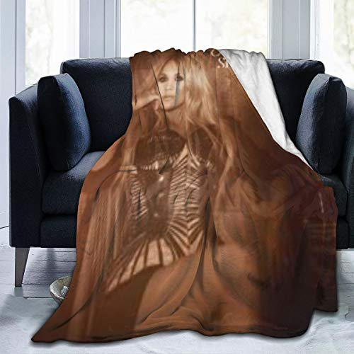 XinxinXiangrong Carrie Underwood Unisex Personality Blanket