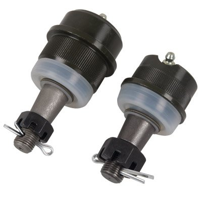 (Synergy Manufacturing 8009-12 Jeep JK/WJ Dana 30/44 HD Ball Joint Set (2 Uppers, 2 Lowers))