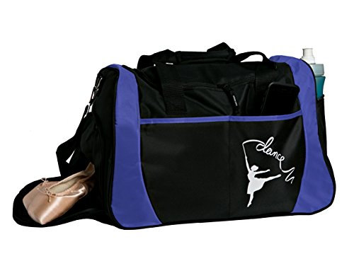 Horizon Dance 8140 Spirit Gear Duffel Bag for Dancers - Purple (Ballet Bags For Teens)