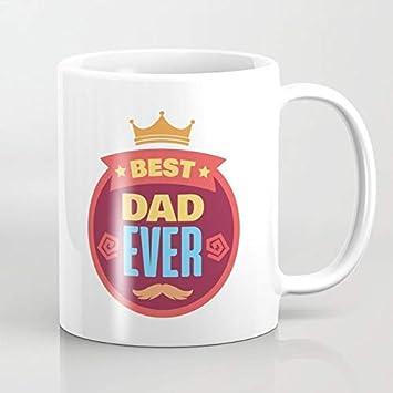 N\A El Mejor papá Taza de café 2020