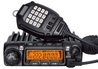 TYT TH-9000D Mobile Car 60W Amateur Ham Radio Transceiver, 220-260MHz, 200CH, 8 Scrambler, Black by TYT