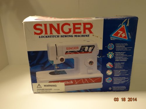 SINGER PETITE LOCKSTITCH SEWING MACHINE FOR AGES - Singer Lockstitch