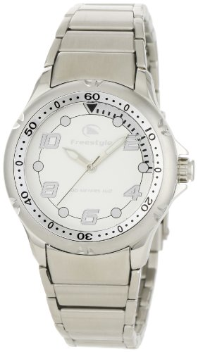 Hammerhead Watch Dive (Freestyle Women's 'The Hammerhead XS' Quartz Stainless Steel Casual Watch, Color:Silver-Toned (Model: FS84958))