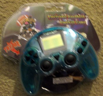 Electronic Handheld Football Game by East West Distributing