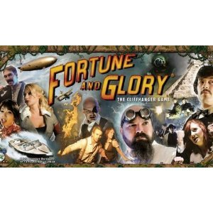Fortune and Glory by Flying Frog Productions