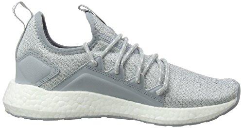 Knit Chaussures De Gris  Wns Running White Puma Neko Nrgy Femme Puma White 4ac7cb
