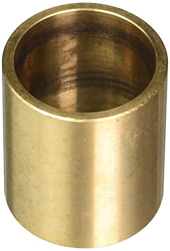 Bunting Bearings CB242816 Sleeve (Plain) Bearings, Cast Bronze C93200 (SAE 660), 1-1/2