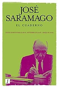 El cuaderno par Saramago