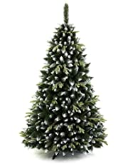 DWA CHRISTMAS TREE New Boxed Traditional Forest Green TREE