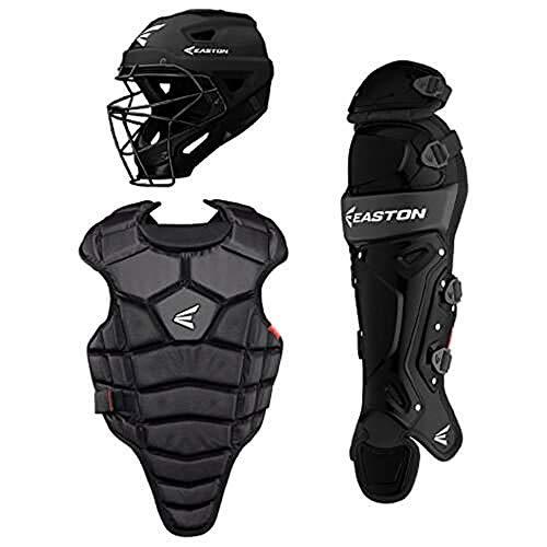 Easton Qwik Fit Catchers Set Junior Black/Black