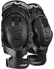 EVS Sports Unisex-Adult Axis Sport Knee Brace - Pair (Black, Medium), 2 Pack
