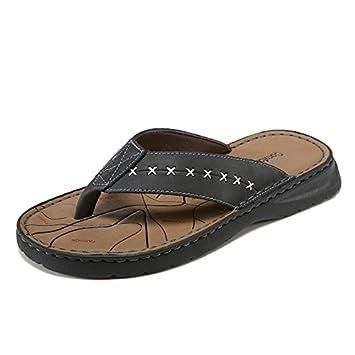 Pantoufles Taille Hommes Été Aihuwai Grande Sandales O0knwP8