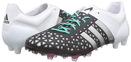 Uomo 15 ag Black Da ftwr Calcio Multicolore 1 White Scarpe Ace Silver core Fg matte Adidas 8wq5fP