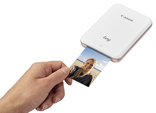 Canon IVY Mobile Mini Photo Printer through Bluetooth(R), Rose Gold by Canon (Image #8)