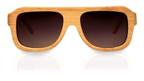 Lunettes bambou Aerialist en soleil de bois 7I7wr