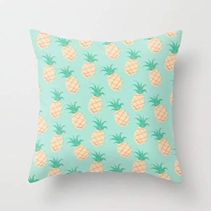 Amazon Com Zhvw Pillow Covers 20 X 20 Inches 50 By 50 Cm Two Sides