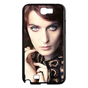 Samsung Galaxy N2 7100 Cell Phone Case Covers Black Florence and the Machine F7654558