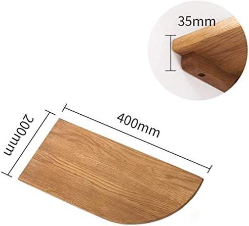 40 * 20 * 3.5センチメートル:バスルームラック収納ラックベッドルームオフィスサイズをウォールマウント LCSHAN (Color : Right, Size : 40*20*3.5cm)