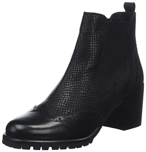8 Kickers Augusta nero Woman Botines Black XRX8O