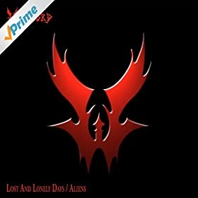 Warlord Lost And Lonely Days Aliens