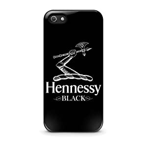 Hennessy Black French Winery - Funda Carcasa para Apple iPhone 4 / iPhone 4S