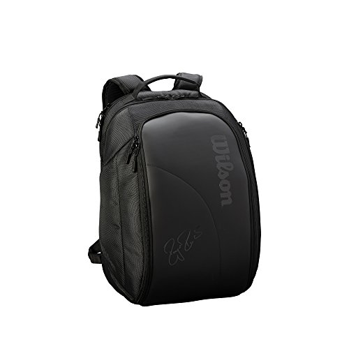 (Wilson Federer DNA Backpack - Black)