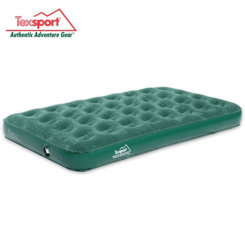 Texsport Twin Air Bed, Outdoor Stuffs