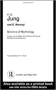 essays on a science of mythology jung
