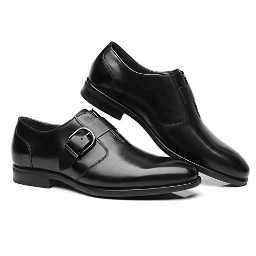 Awakndland Slip-On Dress Loafer Shoes for Men - Comfort Casual Leather Shoes for Size 7-13