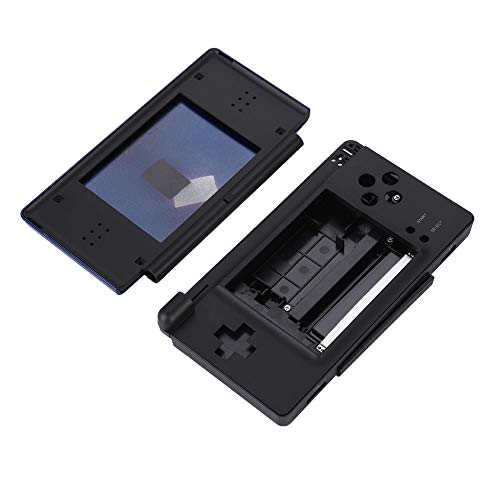 Zerone Full Repair Parts Replacement Housing Shell Case Kit ABS Material for Nintendo DS lite (Blue)