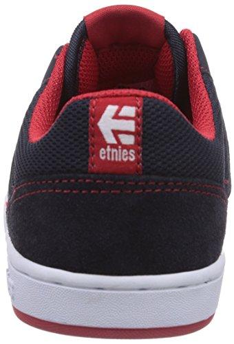 Etnies MARANA Unisex-Kinder Skateboardschuhe Blau (465 / NAVY/RED/WHITE)