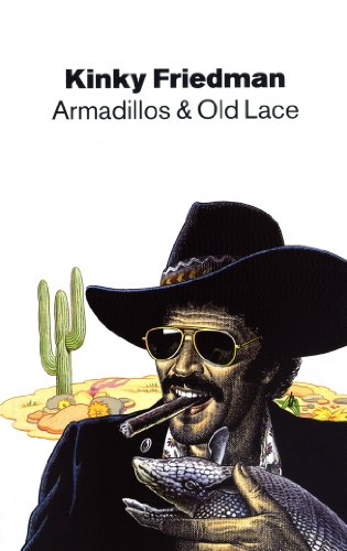 book cover of Armadillos and Old Lace