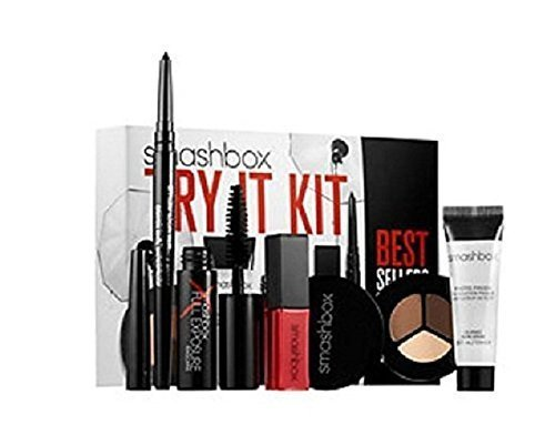 Smashbox Cosmetics Best Sellers Makeup with Try It Kit Full Exposure Mascara