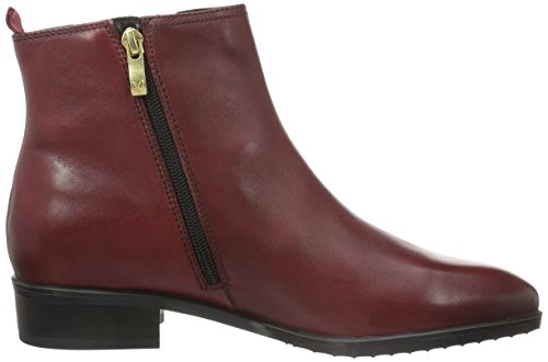 Caprice Women's 25324 Ankle Boots Red (Bordeaux 549) sDOpTMEHS